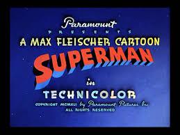 superman 1940s cartoons