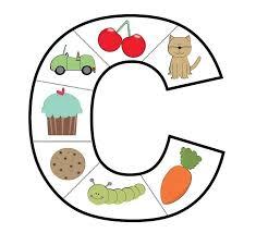 44 best letter c images on pinterest preschool letters