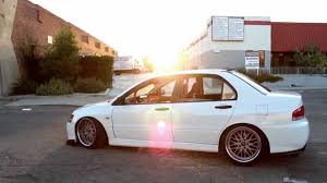 used mitsubishi lancer for sale slammed 2006 mitsubishi lancer evolution ix mr 9 stancenationevo
