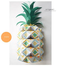 pineapple wrapping paper printable pineapple wrapping paper crafthubs
