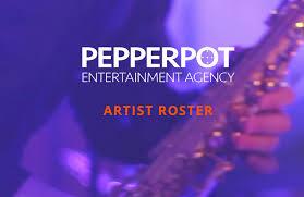 pepperpot wedding band acts pepperpot entertainment agency