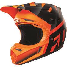 orange motocross boots fox racing 2016 v3 shiv helmet orange available at motocross giant