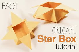 japanese origami invitation box