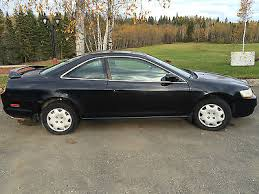 2 door black honda accord 2000 honda accord coupe cars for sale