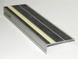 architectural stair nosings safety step canada