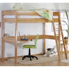 Beech Computer Desk by Kidz Beds Renate High Sleeper Natural Beech With Desk Shop Floor