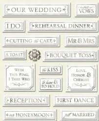 wedding scrapbook stickers 29 best wedding scrapbook ideas images on wedding