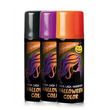 halloween color hair spray 83 ml assorted envasado xiomara