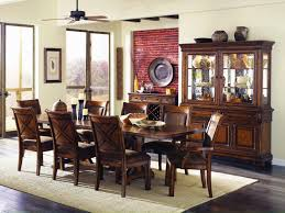 legacy classic larkspur trestle table dining set by dining rooms