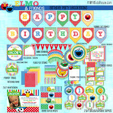sesame street invitations template sesame street party printable collection mimi u0027s dollhouse