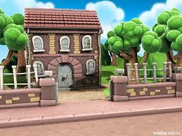 house pictures 3d cartoon trees חיפוש ב google bobo game pinterest