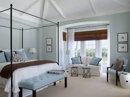 Brown And Blue Wall Decor Brown And Light Blue Bedroom Traditional With Alcove Traditional