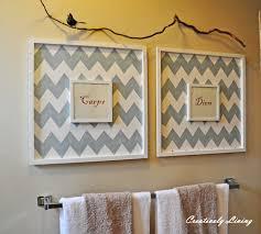 fresh decoration bathroom wall decoration crafty bathroom wall