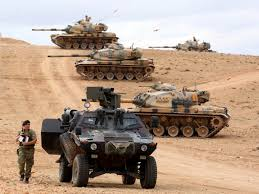 Kurds Discovered An Isis Tank And Did Something Awesome To by Turkey Moves 20 Tanks To Its Border And Sends 18 Fighter Jets On