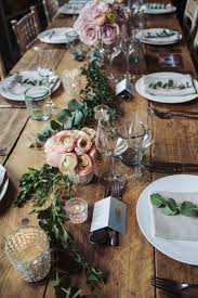wedding table settings best 25 rustic wedding table decorations ideas on rustic