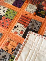 carried away quilting coffee time quilt for halloween