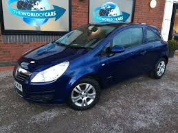 vauxhall corsa 1 2 i 16v breeze hatchback 3dr petrol manual 139 g