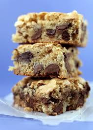 blue ribbon winner chocolate chip cookie bars recipe blue