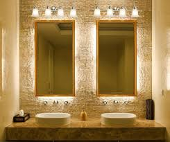 Contemporary Bathroom Lighting Ideas by Bathroom Traditional Bathroom Lighting Ideas Modern Double Sink