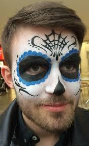 werewolf makeup tutorial male halloween makeup for men with beards werewolf makeup how to