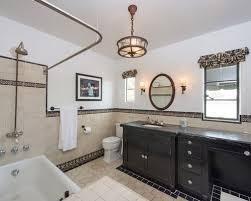 Spanish Bathroom Houzz - Spanish bathroom design