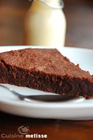 cuisine metisse mon fondant au chocolat noir la recette de base incontournable