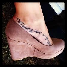 bible verse tattoos designs for shoulder
