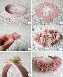 flower headbands diy 15 and easy to make diy headbands