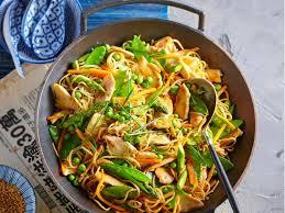 plat facile cuisiner nos recettes de poêlées un plat complet facile et rapide femme