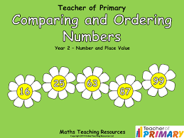 ordering numbers worksheets comparing and ordering numbers