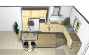 table amovible cuisine idée relooking cuisine ilot de cuisine avec table amovible 6