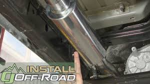 jeep wrangler exhaust systems jeep wrangler jk mbrp cat back exhaust system 2 1 2 xp series ss