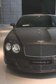 bentley suv matte black best 25 bentley continental ideas on pinterest used bentley