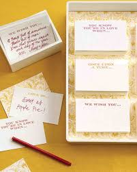 bridal shower guest book guest book and thank you card clip and templates martha