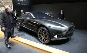 chrome aston martin aston martin dbx concept photos and info u2013 news u2013 car and driver