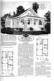 Bungalow Home Plans Sears Homes 1927 1932