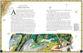 treasury of greek mythology u2013 classic stories of gods goddesses