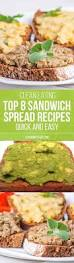 sandwich spread recipes top 8 clean eating spreads u0026 dips