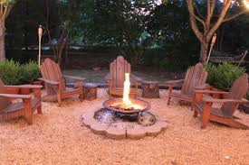 Backyard Firepits Backyard Pits 1000 Ideas About Cheap Pit On Pinterest