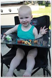 Baby Camping High Chair Win Ciao Baby Portable Go Anywhere High Chair Review