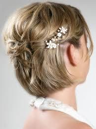 Hochsteckfrisurenen Zum Nachmachen Kurze Haare by Die Besten 25 Brautfrisur Kurze Haare Ideen Auf