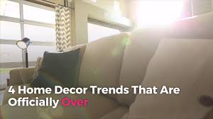 home decor trends 4 home decor trends that are officially over real simple