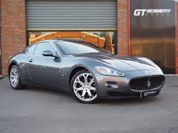 used maserati granturismo for sale used vehicles from gt academy group