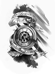 the 25 best clock tattoos ideas on pinterest clock tattoo