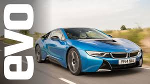 bmw i8 performance bmw i8 the future of the performance car evo review