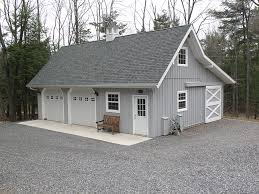 barn style roof car barn style gambrel roof garage loft plans home plans