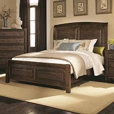 Sleigh Bed With Drawers Queen Sized Sleigh Beds