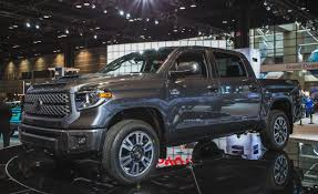 toyota tundra 2018 tundra trd sport revealed car and driver car and
