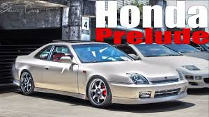 jdm cars honda honda prelude gen 5 jdm done right youtube
