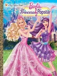 princess popstar big golden book barbie kristen